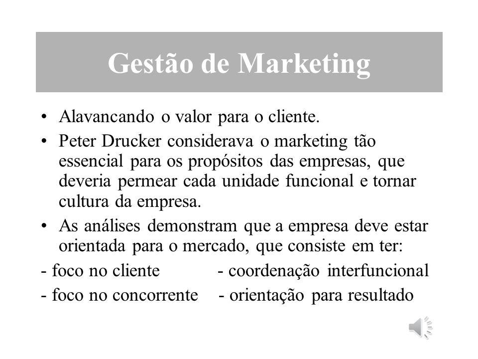 MBA – Prático Práticas de Gestão de Programas MBA Aplicadas em Empresas de Transporte PARTE 4: -Gestão de Marketing: alavancando o valor para o client