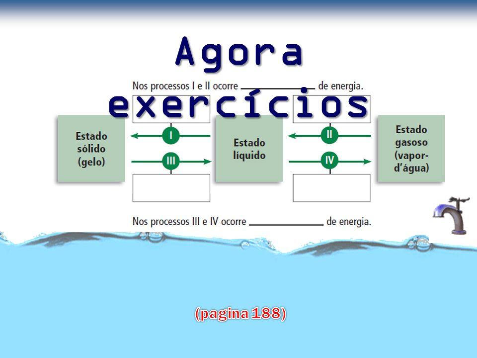 Agora exercícios