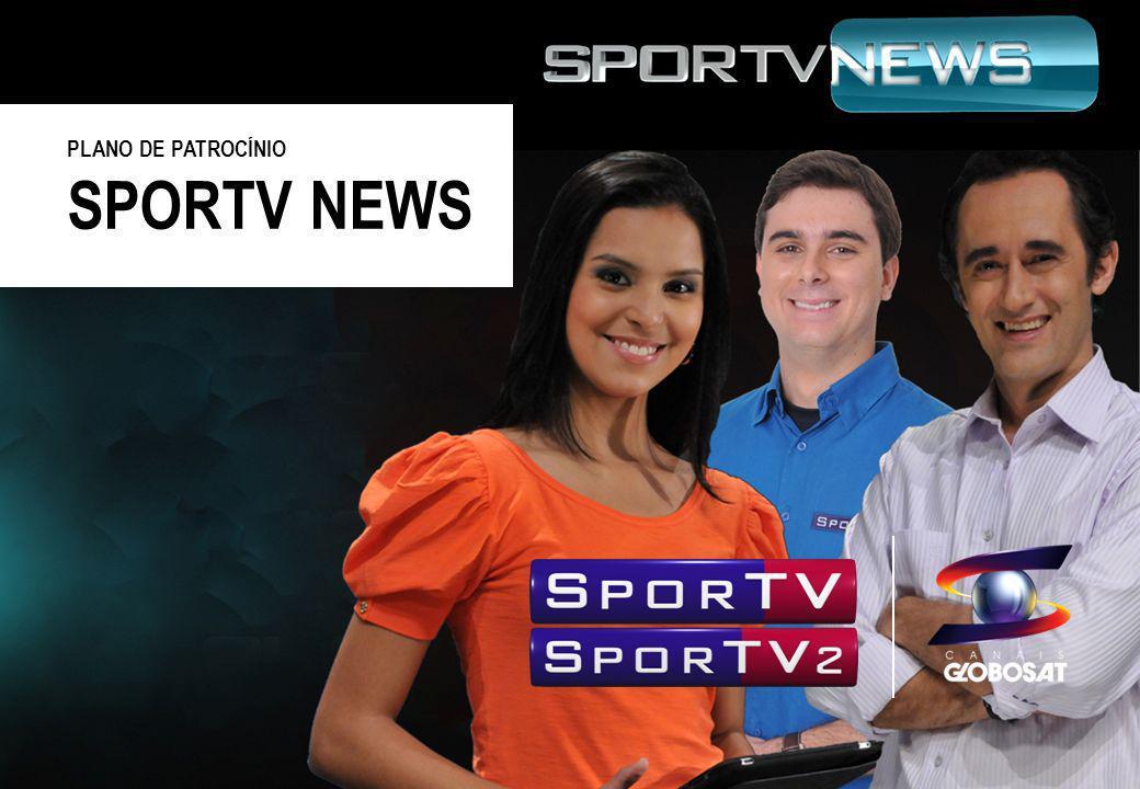 SPORTV NEWS PLANO DE PATROCÍNIO