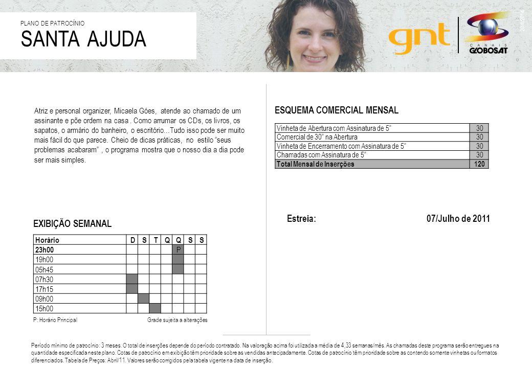 20/4/2014 Atriz e personal organizer, Micaela Góes, atende ao chamado de um assinante e põe ordem na casa. Como arrumar os CDs, os livros, os sapatos,