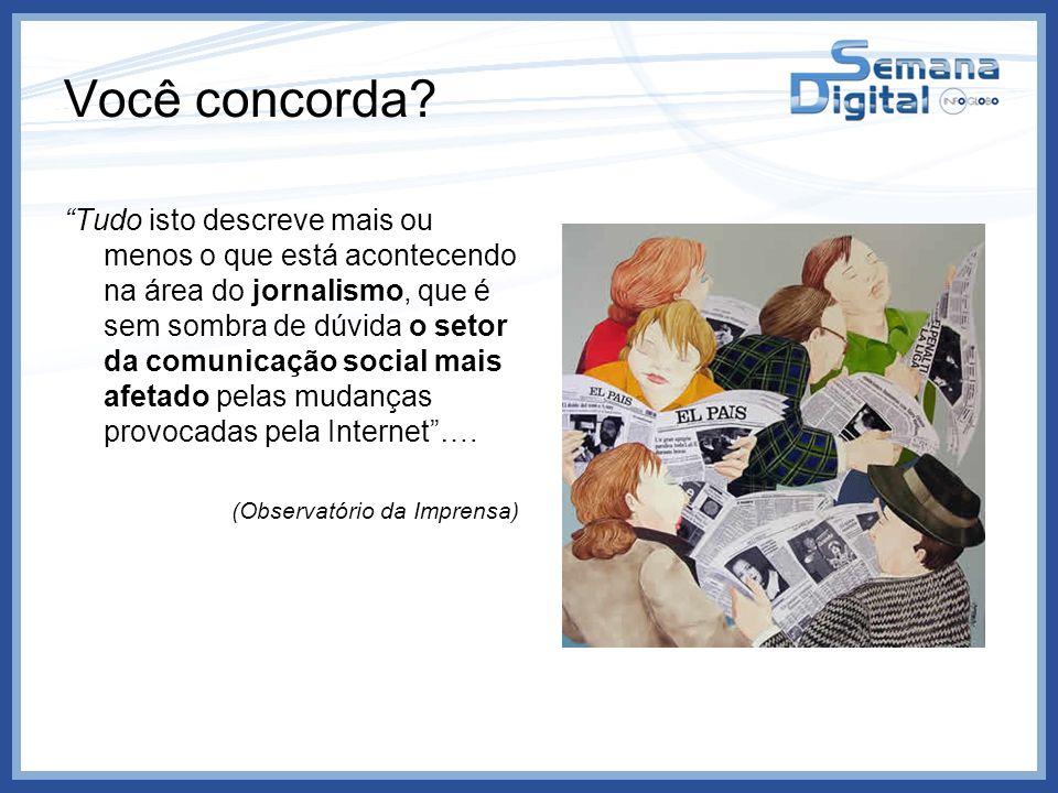 Alta utilização das redes sociais 85% dos internautas brasileiros e 73%dos mexicanos fazem parte de redes sociais (entre os maiores do mundo).