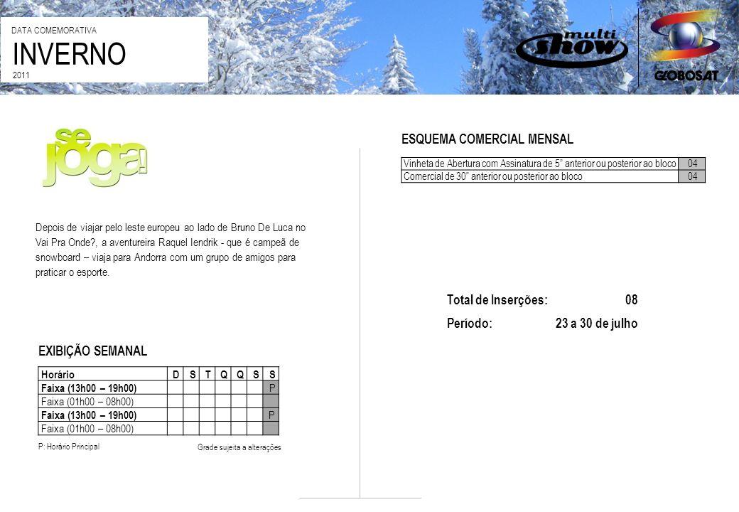 Depois de viajar pelo leste europeu ao lado de Bruno De Luca no Vai Pra Onde?, a aventureira Raquel Iendrik - que é campeã de snowboard – viaja para A
