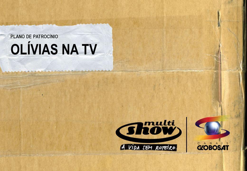 OLÍVIAS NA TV PLANO DE PATROCÍNIO