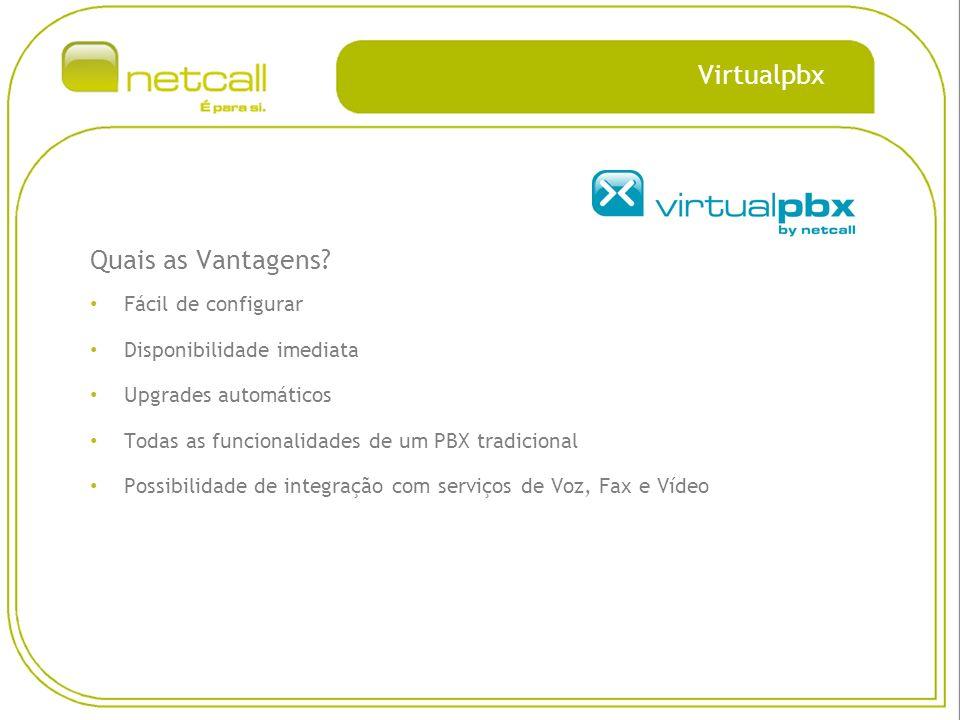 Virtualpbx Quais as Vantagens.