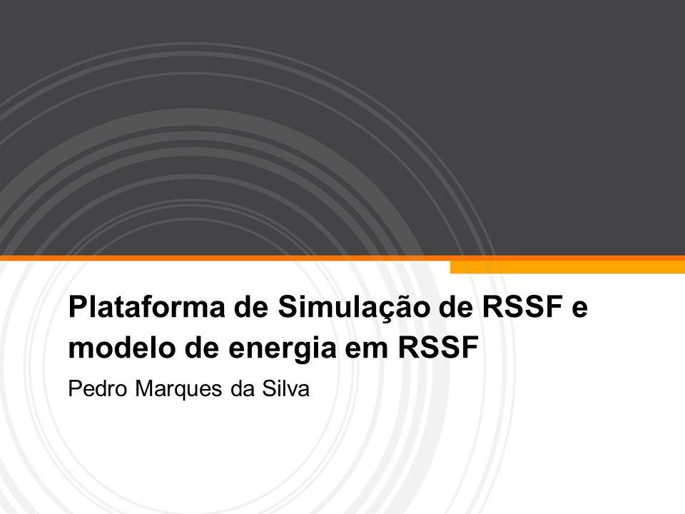 Page 2 Sumário Objectivo Simulação em redes de sensores sem fios (RSSF) Modelo de Energia de uma RSSF O simulador WiSeNet O modelo de energia desenhado Algumas considerações Demostração do Simulador Discussão