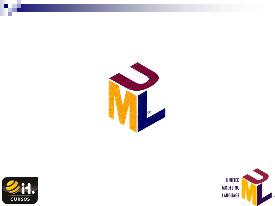 A linguagem UML UML (Unified Modeling Language) – Linguagem de Modelagem Unificada É uma linguagem de modelagem (visual), não uma linguagem de programação É uma linguagem de modelagem não proprietária Permite a utilização de diagramas padronizados para especificação e visualização de um sistema
