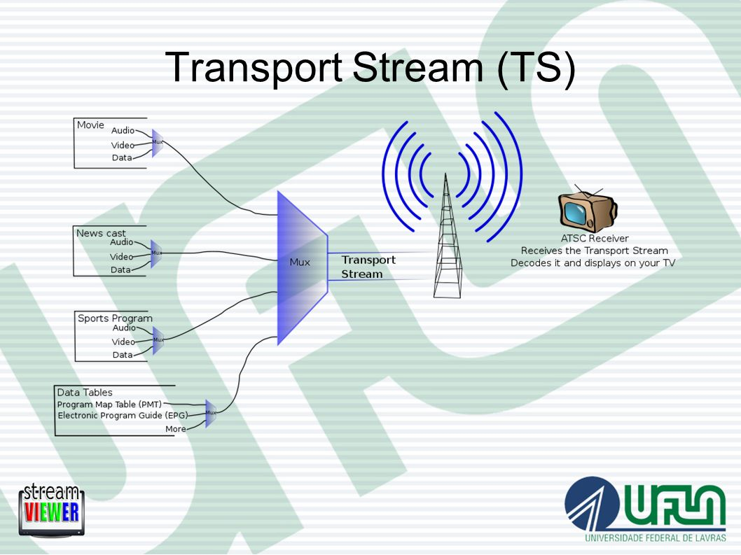 Transport Stream (TS)