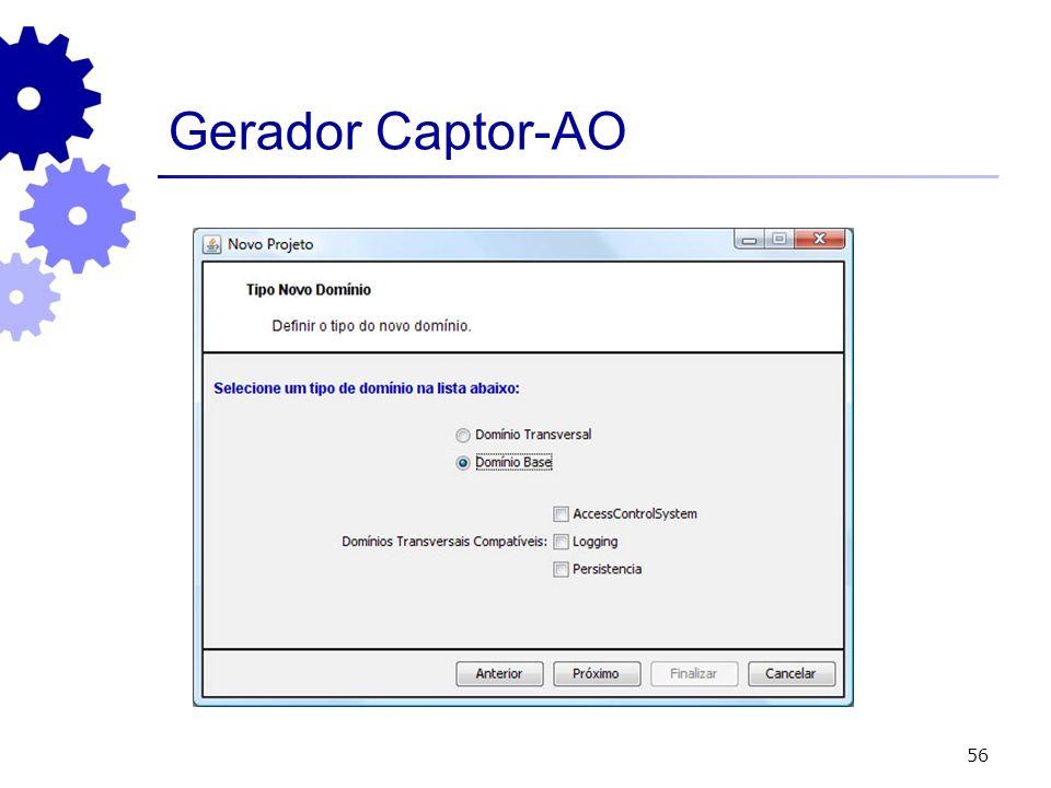 56 Gerador Captor-AO
