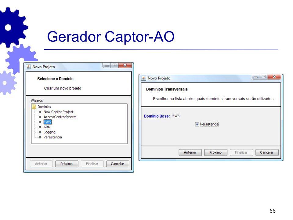 66 Gerador Captor-AO