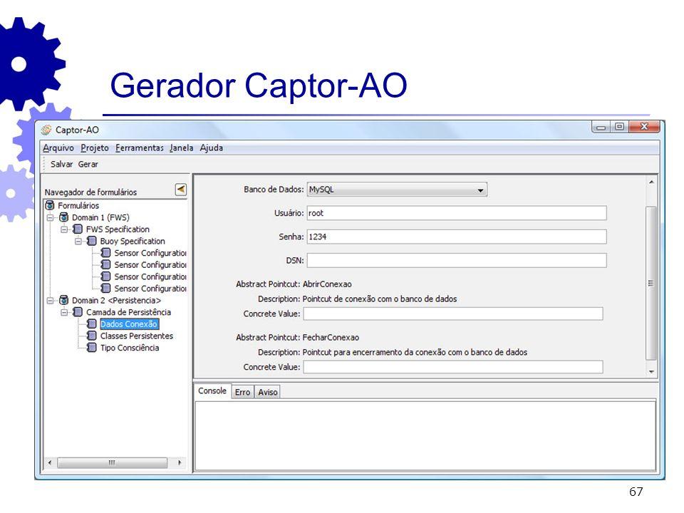 67 Gerador Captor-AO