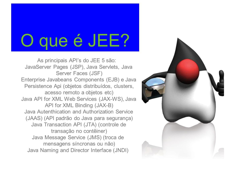 O que é JEE.