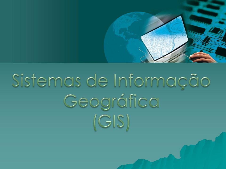 Dados Geográficos Dados Geográficos São dados cuja dimensão espacial está associada à sua localização na superfície da terra, em um determinado instante (período de tempo).