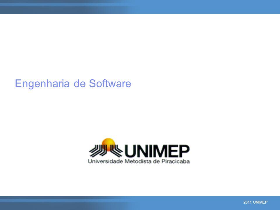 2011 UNIMEP Engenharia de Software