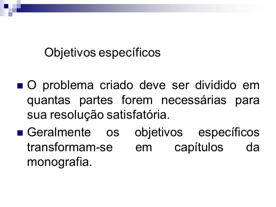 Andrea Roloff LopesMetodologia Científica Construir o objetivo geral: Na prática para montar o objetivo geral deve-se antepor à hipótese um verbo que