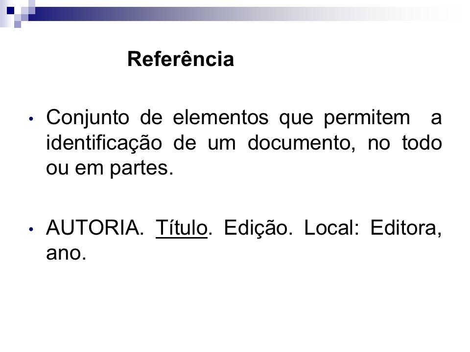 Andrea Roloff LopesMetodologia Científica Expressões Utilizadas no Rodapé apud (citado por, junto a, em): citação de segunda mão; cf. (confer: compare