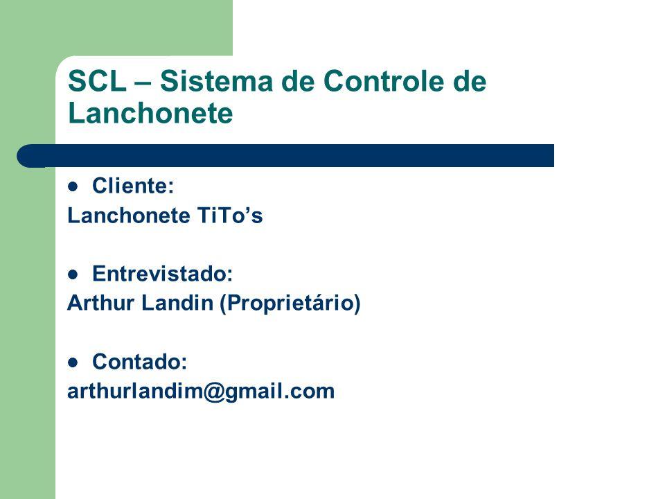 Descrição do Sistema É um sistema para controlar a fluxo de produtos oferecidos por lanchonetes de pequeno porte.