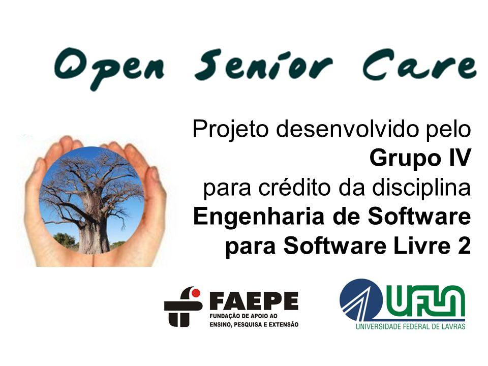 Proposta Atual Software livre para apoio a enfermeiros ou técnicos de enfermagem, ou qualquer outro profissional capacitado a exercer a atividade de cuidador de pacientes idosos.
