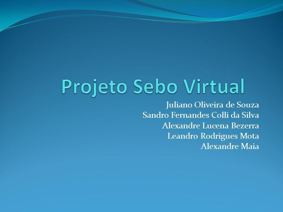 Projeto Sebo Virtual Sobre o Projeto É um sistema com interface Web a partir da qual usuários cadastrados e autenticados poderão comprar ou ofertar livros para venda.