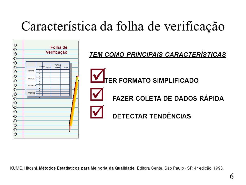 7 1.IDENTIFICAÇÃO DO PROBLEMA 2. ESTRATIFICAÇÃO DO PROBLEMA 3.