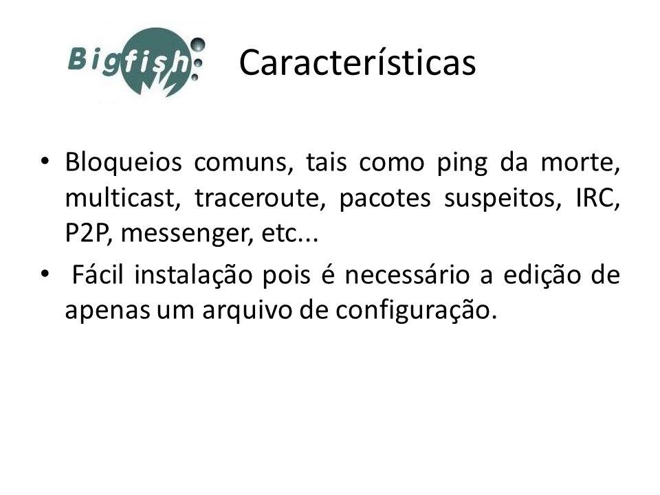 Instalação - Requirements Bigfish requerimentos para instalação: PHP5.