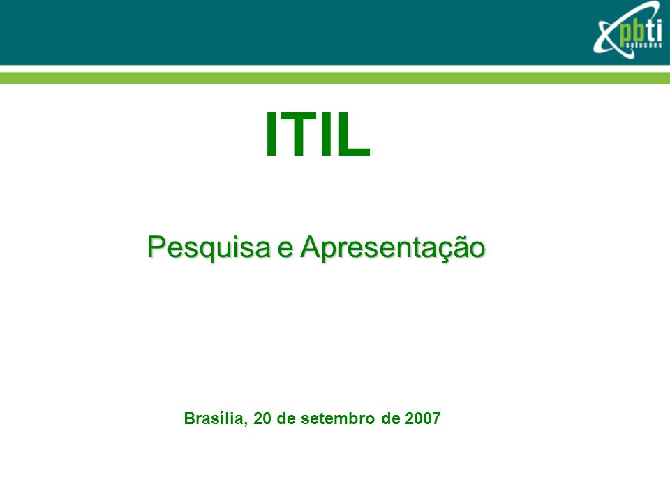 IT Service Continuity Management Continuity Management ITIL