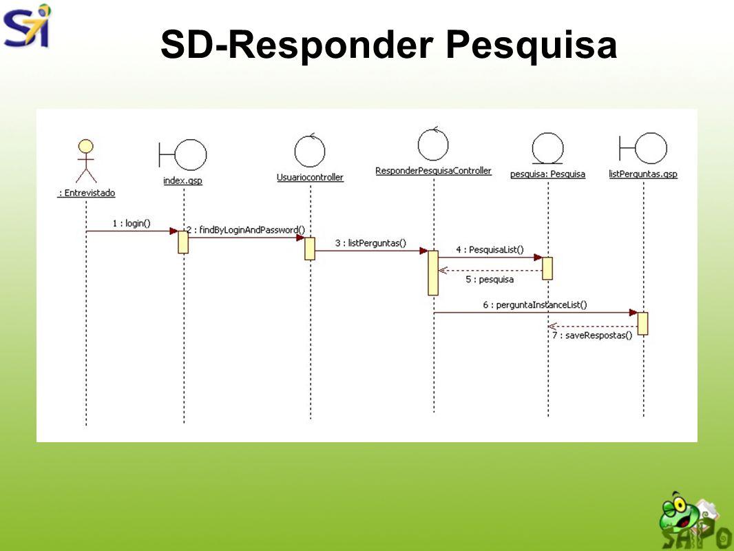 SD-Responder Pesquisa