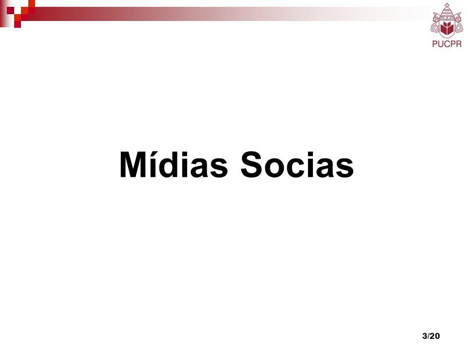 3/20 Mídias Socias