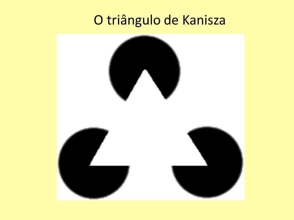 O triângulo de Kanisza