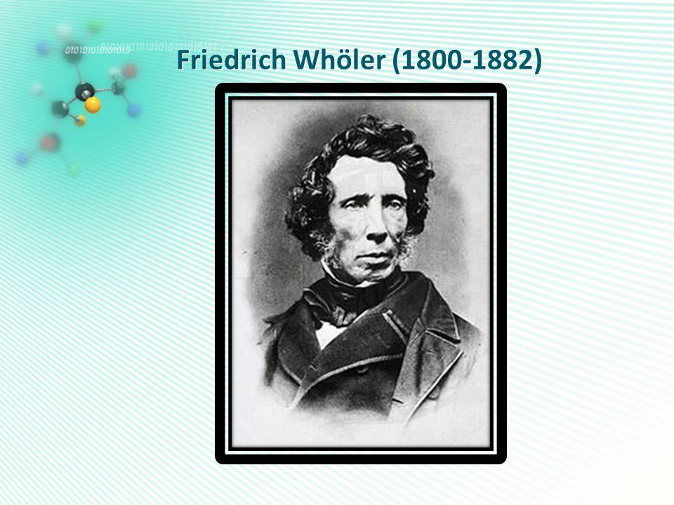 Friedrich Whöler (1800-1882)
