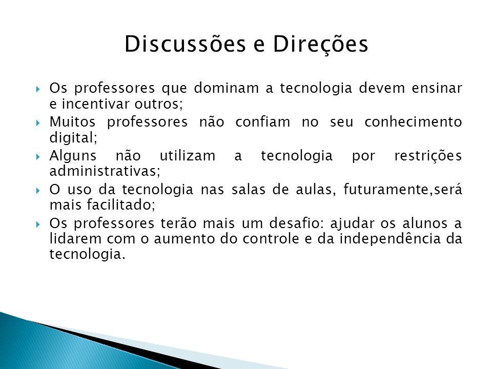 O ESTATUTO DA EDUCAÇÃO A DISTÂNCIA O estatuto dos programas a distância ainda é problemático.