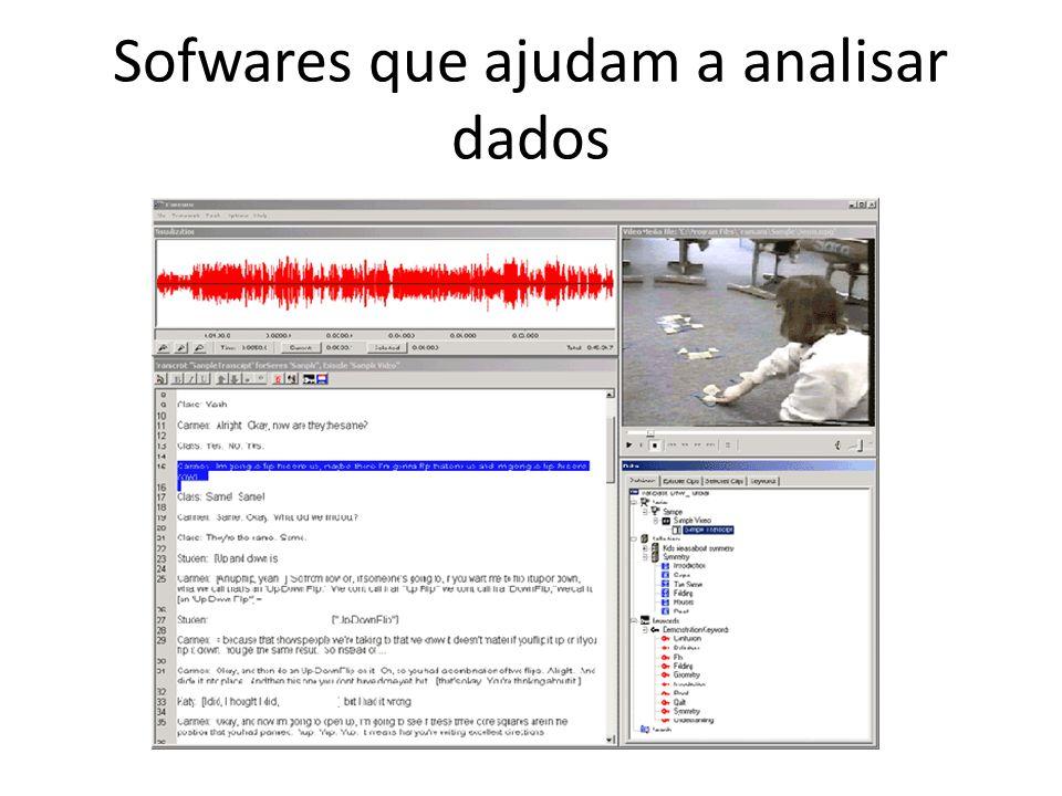 Sofwares que ajudam a analisar dados