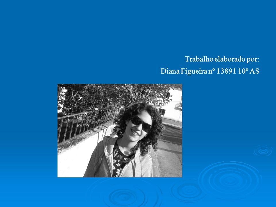 T rabalho elaborado por: Diana Figueira nº 13891 10º AS