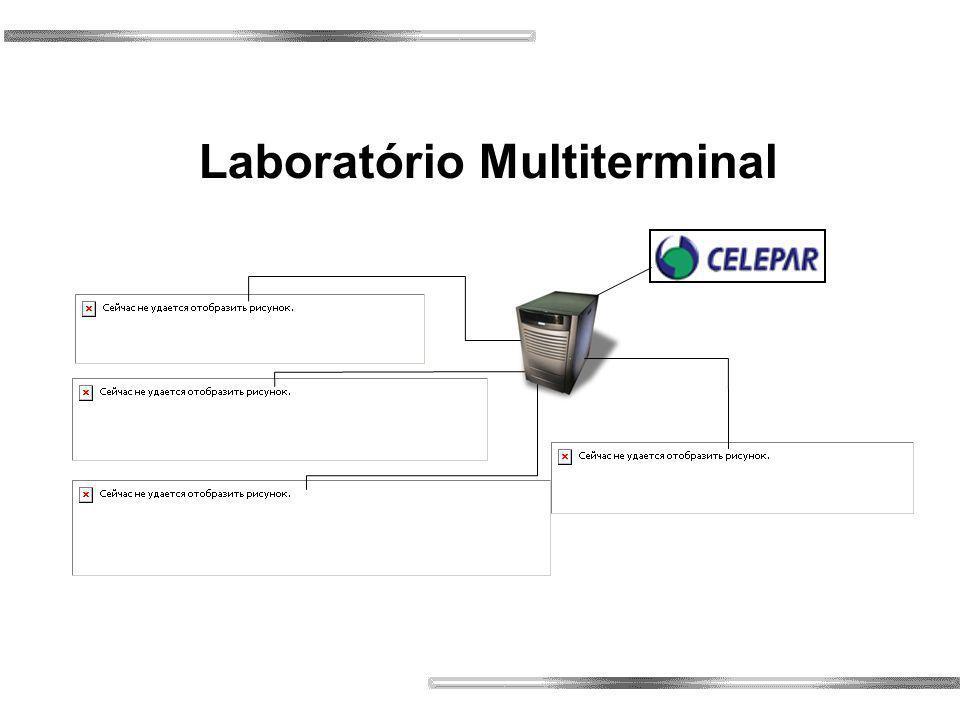 Laboratório Multiterminal