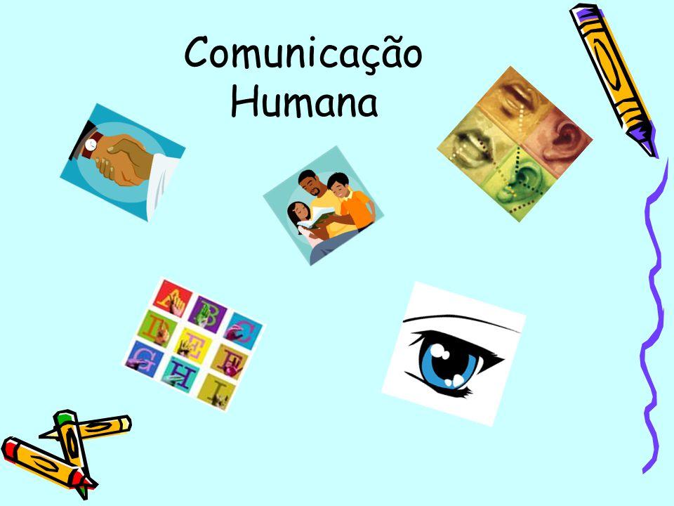 A comunicação é um processo que envolve a troca de informações; Estão envolvidos neste processo uma infinidade de maneiras de se comunicar: Ex. –d–dua