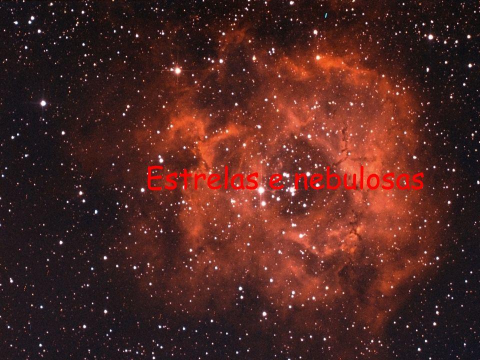 O que é uma estrela Uma estrela e um objecto que é feito de gás, o hidrogénio e que se mantêm unido pela atracção entre si das suas moléculas.