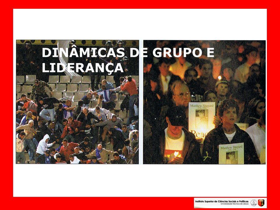 FACILITAÇÃO SOCIAL: EFEITOS DA MERA PRESENÇA DOS OUTROS FACILITAÇÃO SOCIAL: EFEITOS DA MERA PRESENÇA DOS OUTROS Fonte: Baron, R.