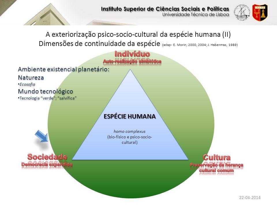 Ambiente existencial planetário: Natureza Ecosofia Mundo tecnológico Tecnologia verde; salvífica Ambiente existencial planetário: Natureza Ecosofia Mu