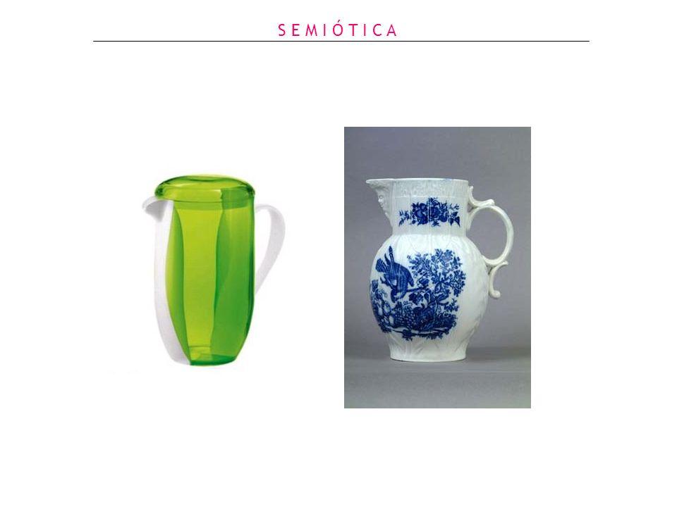 S E M I Ó T I C A Diferentes modelos de um mesmo tipo de produto oferecem valores semânticos distintos.