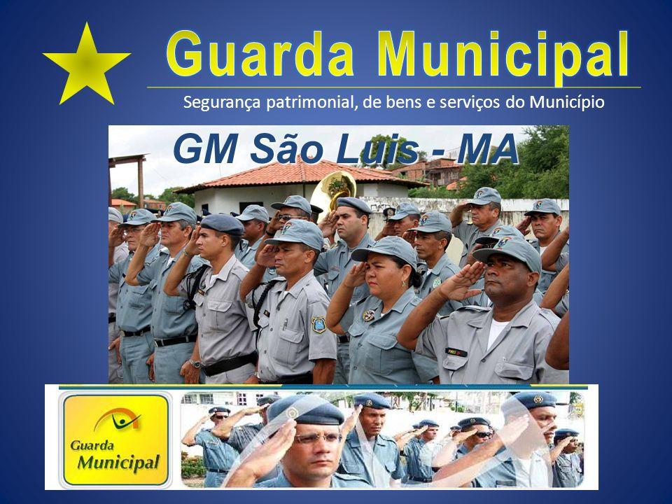 Segurança patrimonial, de bens e serviços do Município GM São Luis - MA
