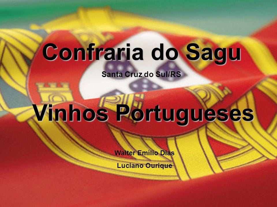 Confraria do Sagu Santa Cruz do Sul/RS Vinhos Portugueses Walter Emílio Dias Luciano Ourique