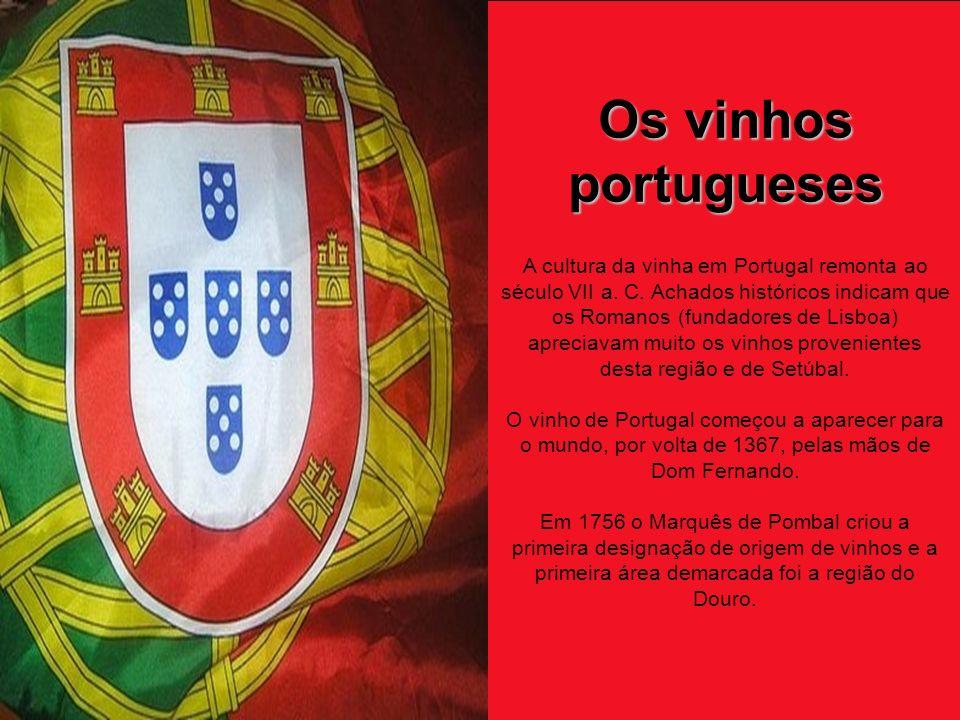 Até 1950, a região do Douro produzia essencialmente vinhos do Porto.