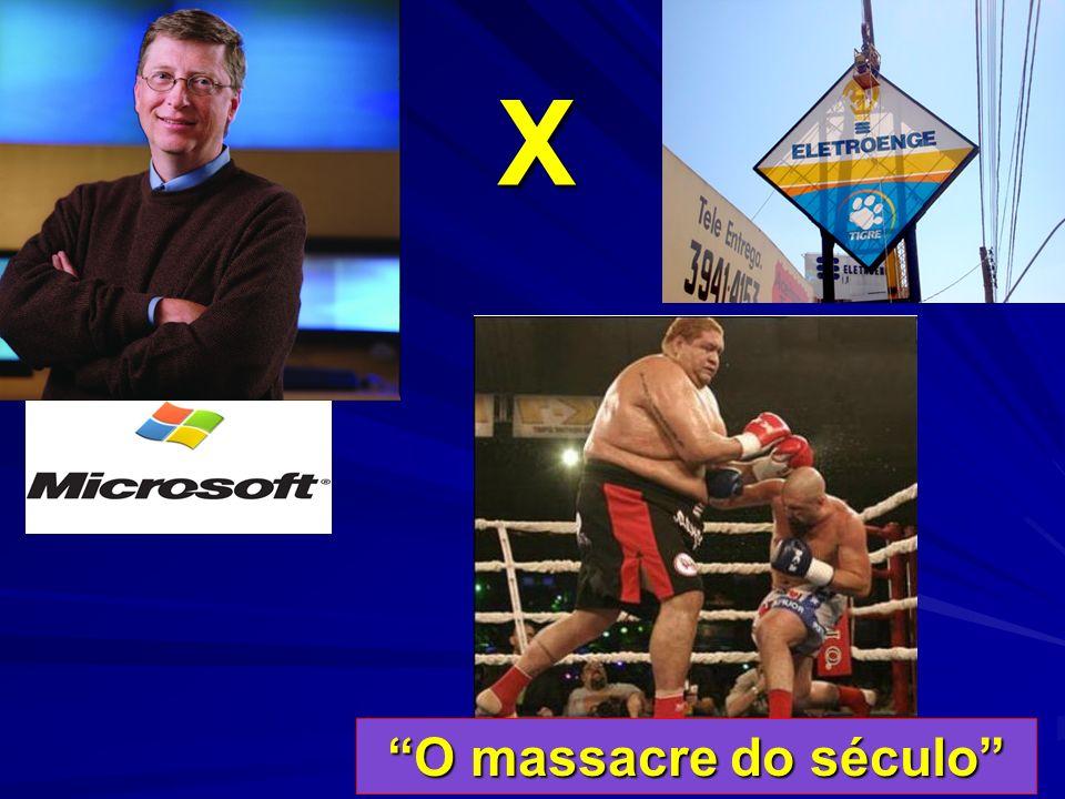 X O massacre do século