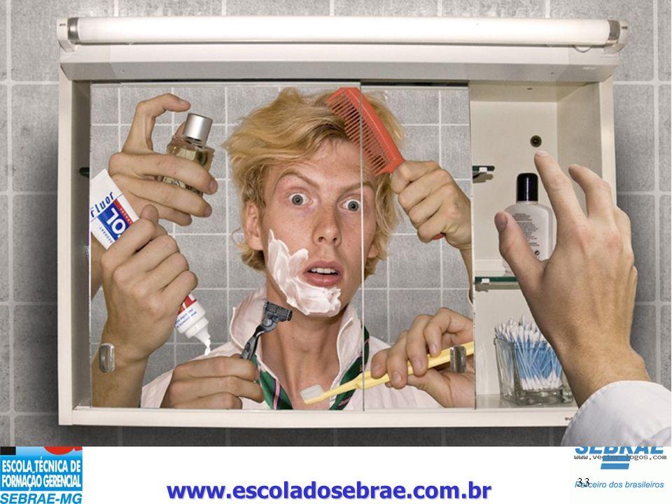 www.escoladosebrae.com.br 33 O que é ser empreendedor?