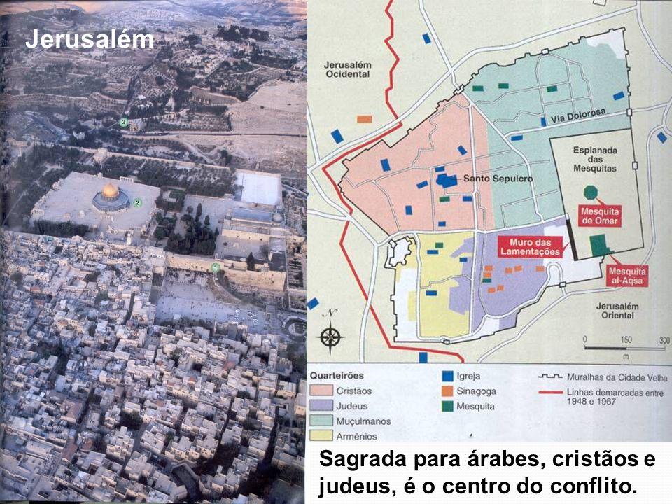 Os grupos Hamás, Hezbollah e Al Qaeda representam o braço armado dos árabes contra os judeus e o imperialismo norte- americano.