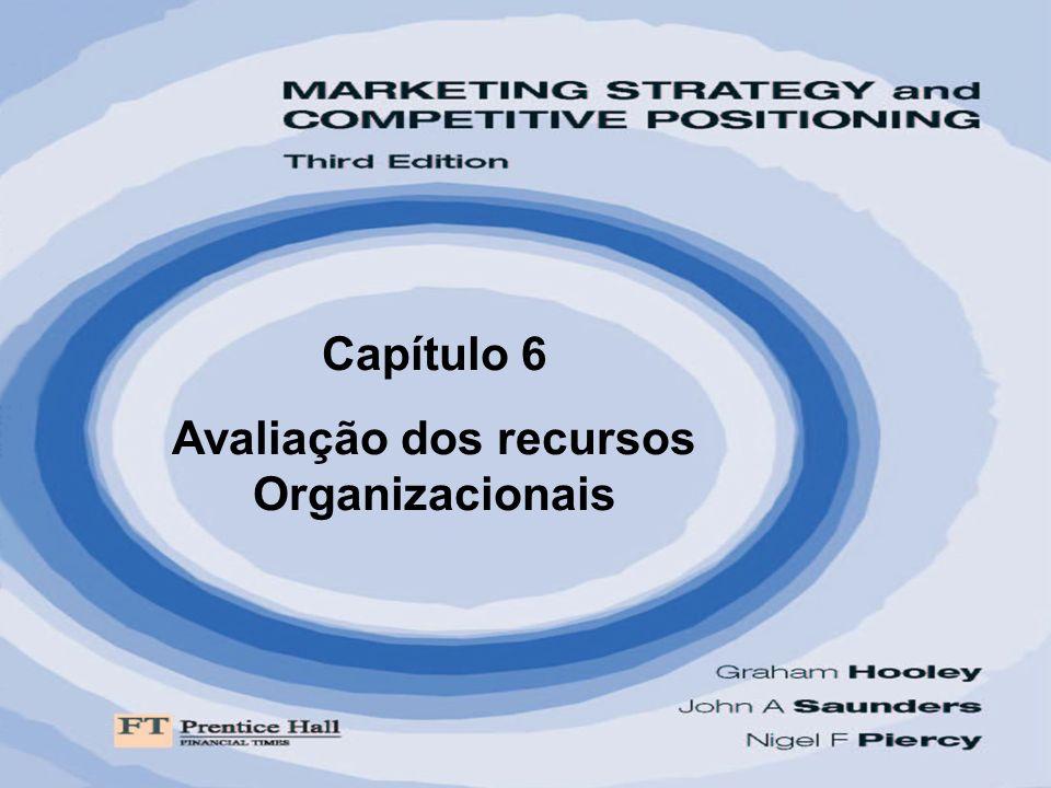 Capítulo 6 Avaliação dos recursos Organizacionais