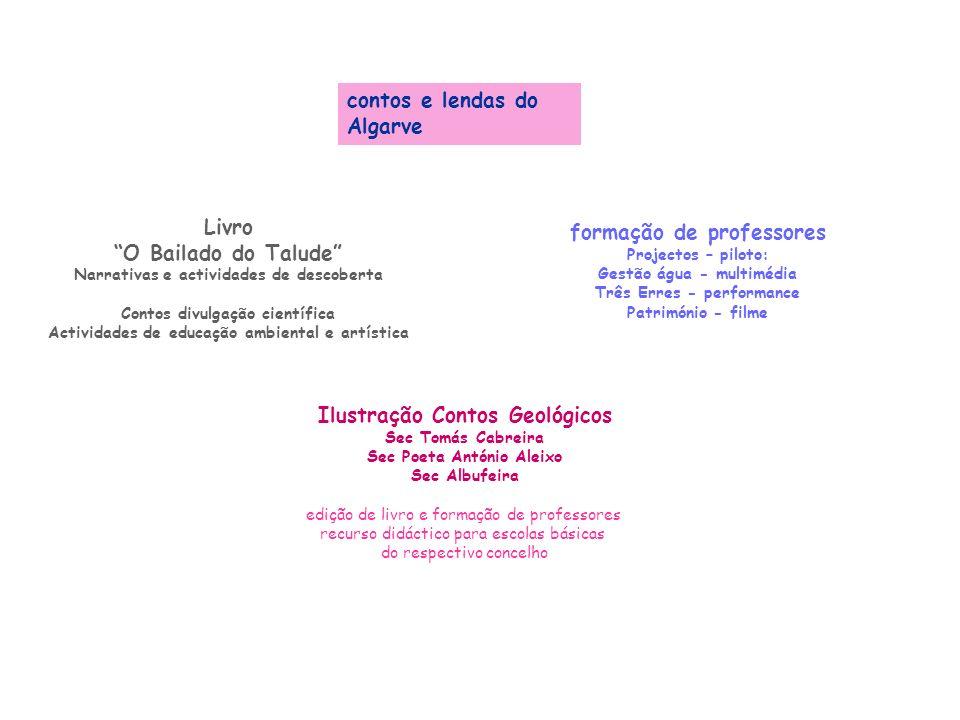 Operação Lágrimas Negras Contos e Lendas do Algarve Guardiões Água do Algarve PREAA valorização património natural e histórico - cultural gestão: água