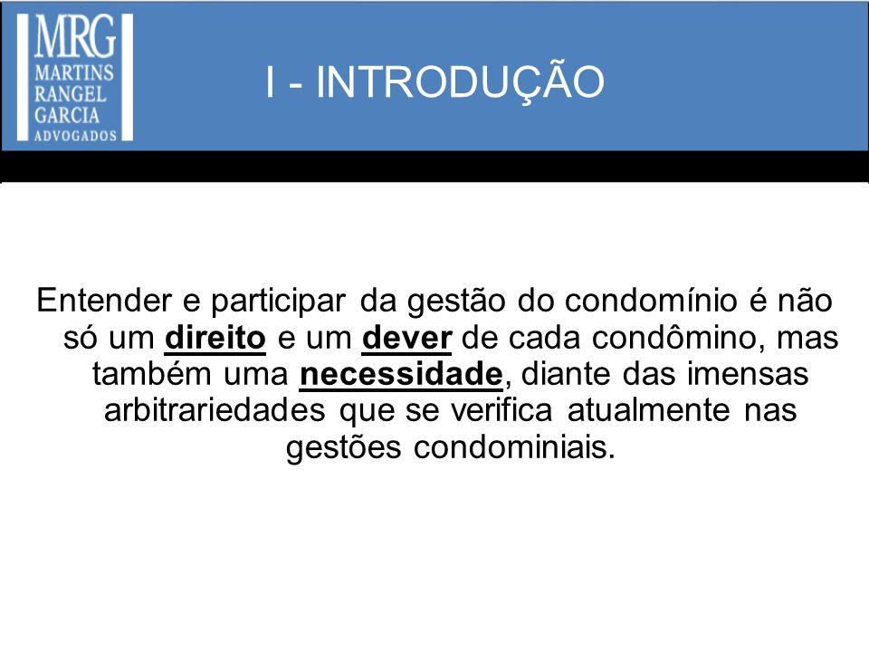 II – ASSEMBLEIA VIRTUAL DE CONDOMÍNIO