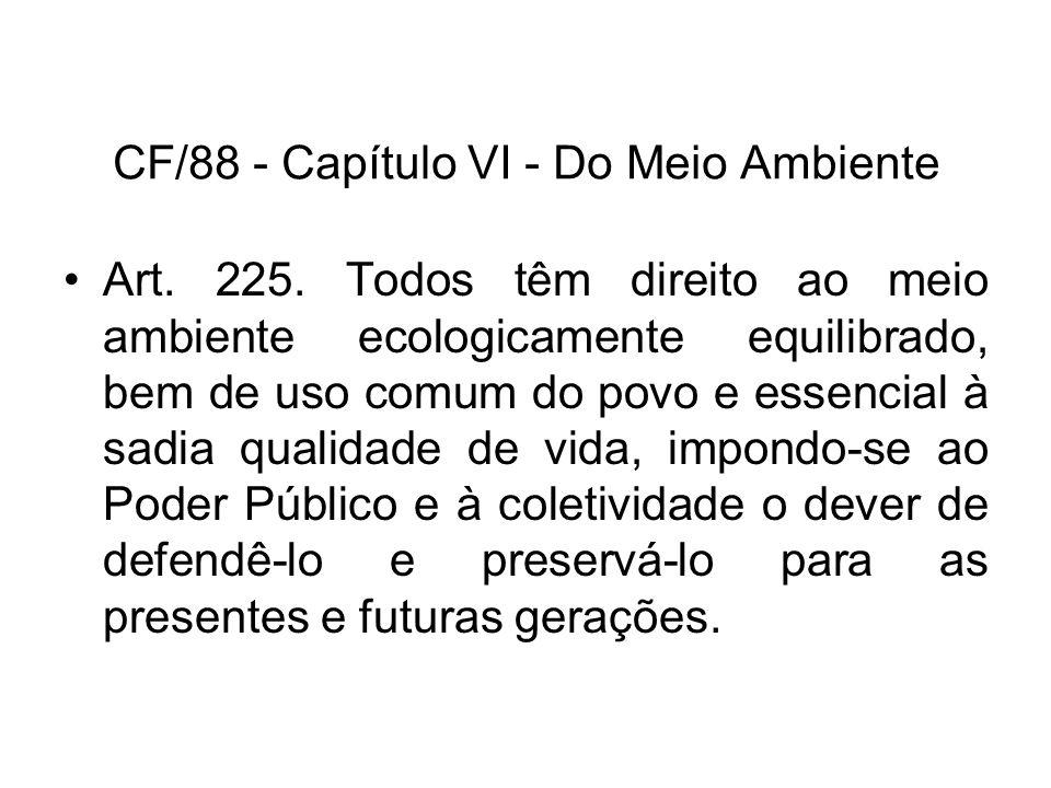 Lei 6.938/81 Objetivos (art.