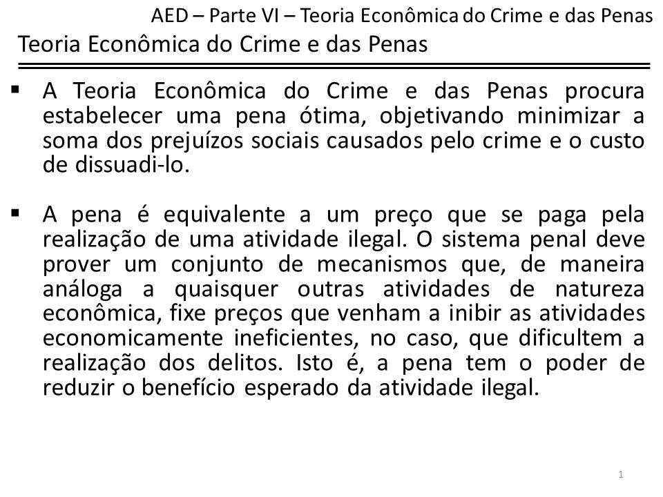 Direito Civil X Direito Penal Intenção criminosa O direito da responsabilidade civil trata principalmente dos prejuízos acidentais, enquanto o direito penal trata principalmente dos prejuízos intencionais.