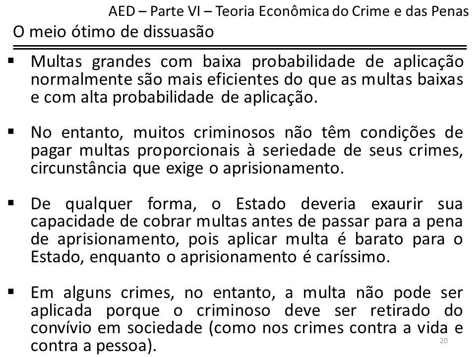 Bibliografia COOTER, Robert; ULEN, Thomas.Direito & Economia.